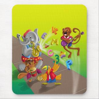 TÄGLICHES LERNENbuch Mousepad