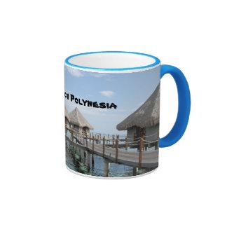 Tahiti, Französisch-Polynesien Teetasse