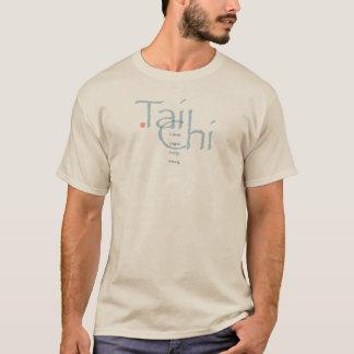 Tai-Chi kultivieren ursprüngliches T-Shirt