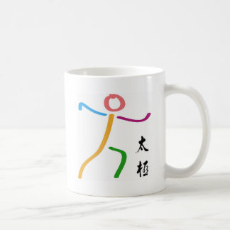 Tai-Chi-Logo Kaffeetasse