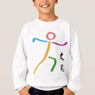 Tai-Chi-Logo Sweatshirt