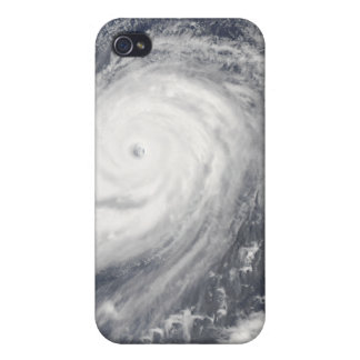Taifun Choi-WAN westlich der Mariana Island Etui Fürs iPhone 4
