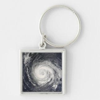 Taifun Fitow Schlüsselanhänger