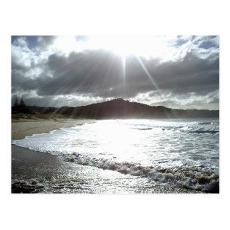 Tairua Strand Coromandel Neuseeland Postkarten