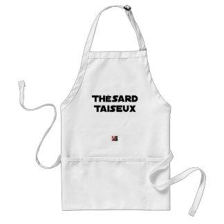Taiseux-THÉSARD - Wortspiele - Francois Ville Schürze