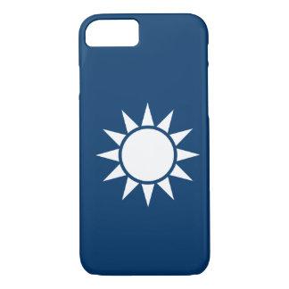 "Taiwan-Flagge ""Klassiker "" iPhone 8/7 Hülle"