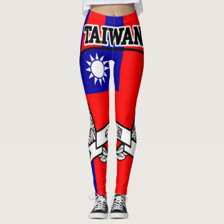 Taiwan Leggings
