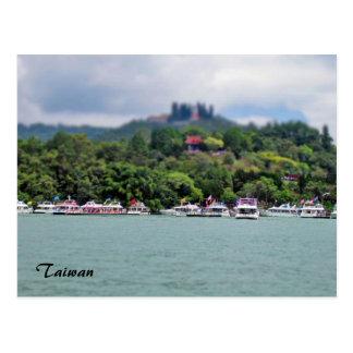 Taiwan-Postkarte Postkarte
