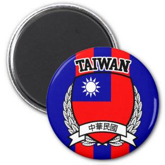 Taiwan Runder Magnet 5,7 Cm