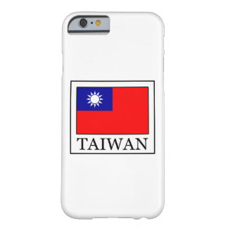 Taiwan-Telefonkasten Barely There iPhone 6 Hülle
