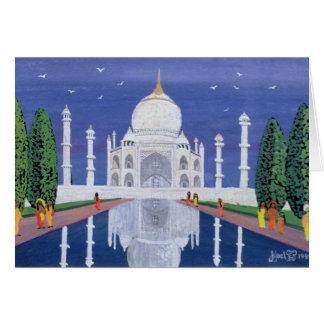 Taj Mahal 1995 Karte