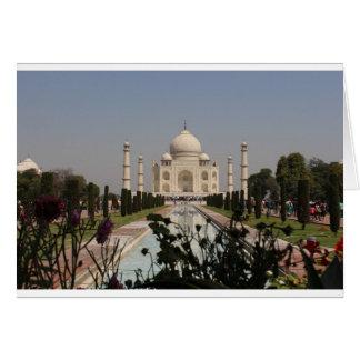 Taj Mahal 2 Karte