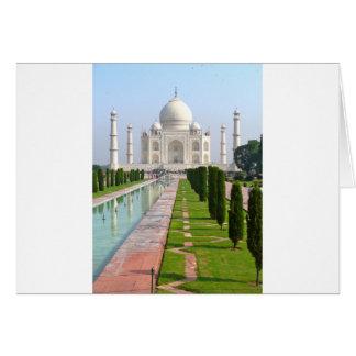 Taj Mahal 3 Karte