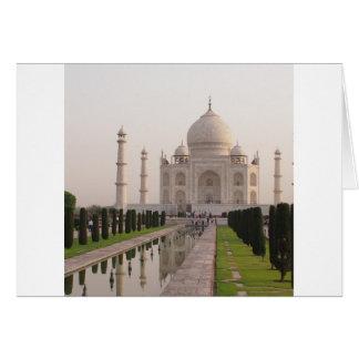Taj Mahal 4 Karte