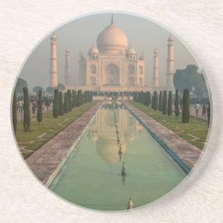 Taj Mahal, Agra, Uttar Pradesh, Indien Getränkeuntersetzer