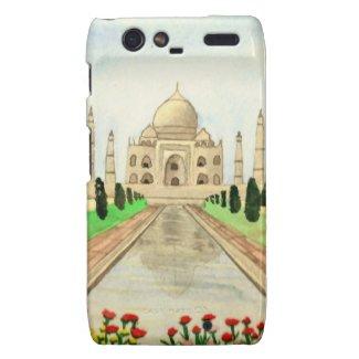 Taj Mahal Droid RAZR Case