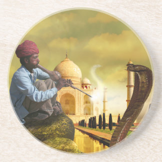 Taj Mahal Getränkeuntersetzer