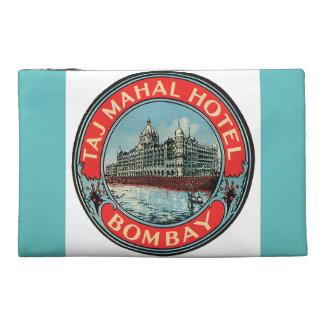Taj Mahal Hotel-Indien-Reise-Zusatz-Tasche Reisekulturtasche