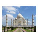 Taj Mahal in Agra Indien 7 Wunder der Welt Postkarte