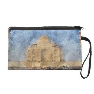 Taj Mahal in Agra Indien - dem Wristlet