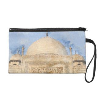 Taj Mahal in Agra Indien Wristlet