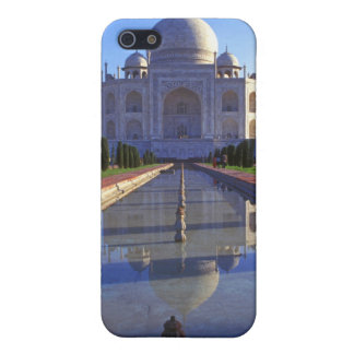 Taj Mahal in Agra iPhone 5 Case