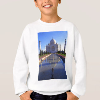Taj Mahal in Agra Sweatshirt