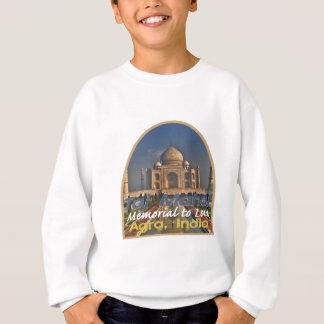 Taj Mahal Indien Sweatshirt
