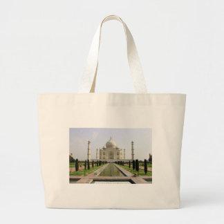 Taj Mahal Jumbo Stoffbeutel