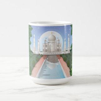 Taj Mahal Kaffeetasse