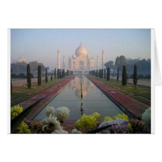 Taj Mahal Karte