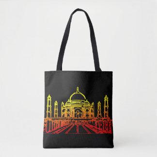 Taj Mahal Knirps-Tasche Tasche