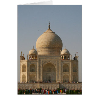 Taj Mahal Marmor Karte