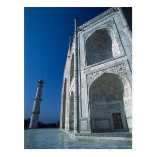 Taj Mahal Postkarte