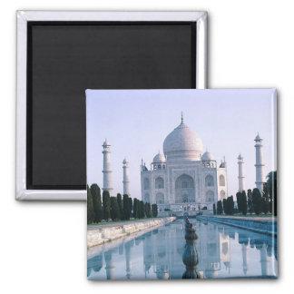 Taj Mahal Quadratischer Magnet