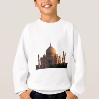 Taj Mahal Sonnenuntergang Sweatshirt