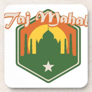 Taj Mahal Untersetzer