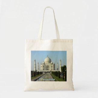 Taj Mahal, Uttar Pradesh, Indien Tragetasche