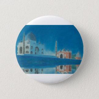 Taj. Runder Button 5,7 Cm