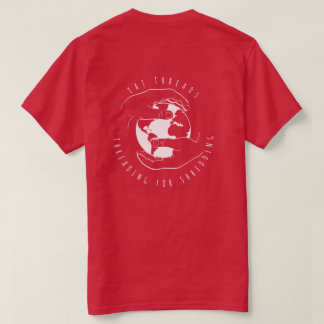 taj - WELT DORT IN DEN HÄNDEN T-Shirt