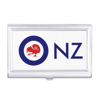 Takahe Roundel Visitenkarten Etui