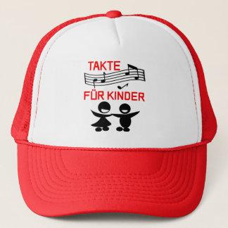 Takte für Kinder Cap Truckerkappe