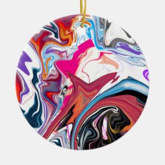 Tal Keramik Ornament
