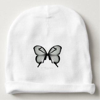 Tal-weiser Jäger-Schmetterling Babymütze