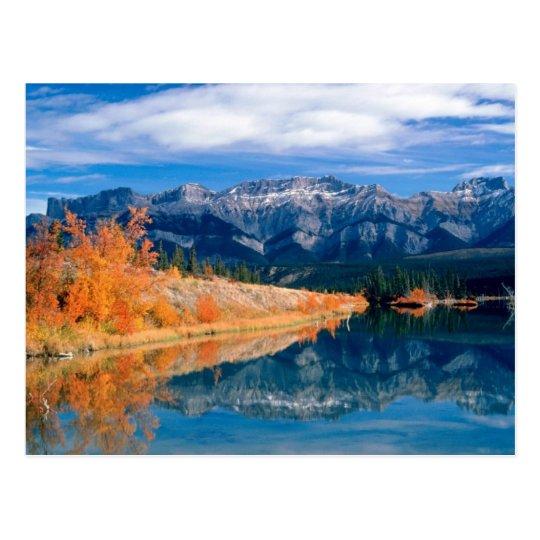 Talbot Lake Jasper Alberta ,Canada Postkarte