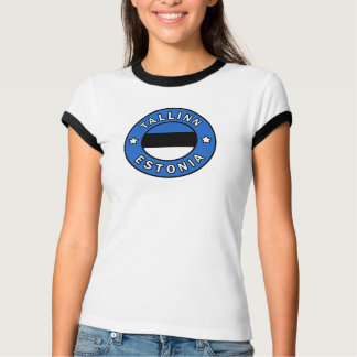 Tallinn Estland T-Shirt