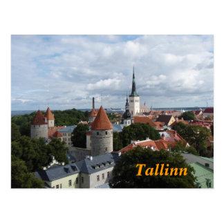 Tallinn-Postkarte Postkarte