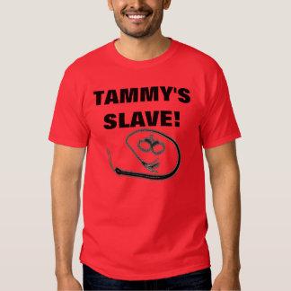 TAMMYS SKLAVE! HEMD