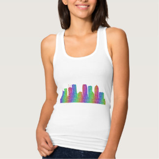 Tampa-Skyline Tank Top