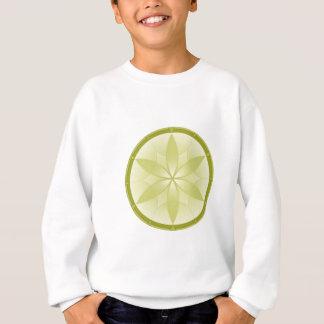 TAN-Blumen-Ernte Sweatshirt